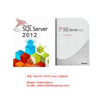 Buy cheap SQL Server® 2012 Standard 15 CAL Windows Product Key Serial Key Online from wholesalers