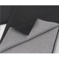 Buy cheap Stretch Cotton Like Twill Circular Knit Fabric Customized Color For Leisure Clothes from wholesalers