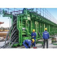 Buy cheap Peri Form Bridge Concrete Casting Beam Form Coated Q345 Recyclable Formwork from wholesalers
