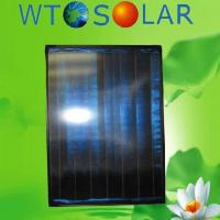 Buy cheap flat panel solar collector from wholesalers
