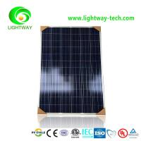 Buy cheap 255W polycrystalline solar panel price india and 255watt solar panel manufacturers in china from wholesalers