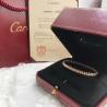 Buy cheap Clash de Cartier bracelet medium model 18K pink gold 8mm width B6065217 from wholesalers