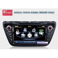 Buy cheap 3G WIFI Japanese Car Stereo GPS Navigation Headunit DVD Stereo from wholesalers
