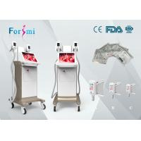 Buy cheap Portable champagne cryolipolysis fat freeze slimming machine for body slimming from wholesalers