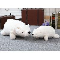 Buy cheap Stuffed Animal Plush Toys 70cm Size 0.8kg Pure White Teddy Bear Soft Toy product