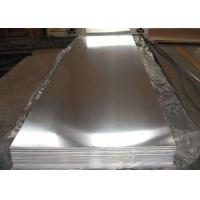 Buy cheap Hot rolling 5000 Series Aluminum Alloy Sheets Used for Refrigerated Plate,5083/5182/5454 from wholesalers