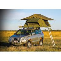 Buy cheap Customized Pop Up Roof Top Tent , Aluminum Pole Roof Rack Mounted Tent from wholesalers