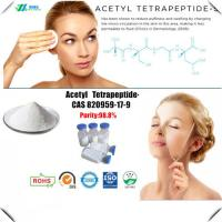 Buy cheap Quality Acetyl Tetrapeptide-5 / Eyecare Eyeseryl CAS 820959-17-9 active Cosmetic Ingredients from wholesalers