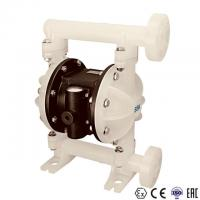 Buy cheap Variable Flow Air Driven Double Diaphragm Pump 1 Inch Quick Assembly from wholesalers