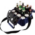 Picnic Time 12-Pack Insulated Beverage Carrier - Soda & Beer Bottle Cooler