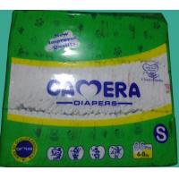 Buy cheap Soft Camera Brand Bales Baby Diapers manufacture from wholesalers