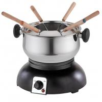 Buy cheap Electric Fondue Stainless Steel Pot from wholesalers
