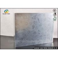 Buy cheap Folding Herbal Cardboard Packing Boxes , Mask Product Cosmetic Gift Box product