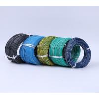 Buy cheap Internal Wiring Automotive Cable Wire PVC / XLPE Insulation High Temperature Resistance product