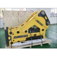 Buy cheap Cat330 Excavator Jack Hammer Rock Drilling Machine SB121 High Efficiency from wholesalers