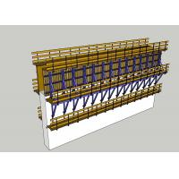 Buy cheap Small Size RCC Dam Climbing Formwork ISO Approval from wholesalers