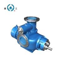 Buy cheap Classified Society Aproval 2HM fuel oil transfer stripping cargo oil trasfer Main engine Lub Oil two screw pump for ship from wholesalers