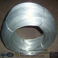 Buy cheap Galvanized Iron Wire With Best Price product