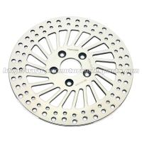 Buy cheap 11.5 Harley Davidson Parts Motorcycle Brake Disc Rotor Dyna Low Rider Steel from wholesalers
