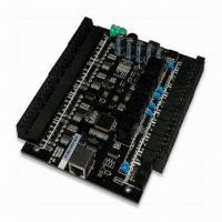 Buy cheap TCP/IP Access Control Board with 10,000 Cards/30,000 Records, Web-based Software, 2 Doors/4 Readers from wholesalers