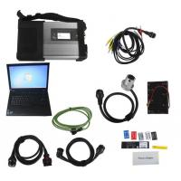 Buy cheap V2017.07 MB SD Connect C5/ C4 Star Diagnosis Plus Lenovo T410 Laptop With DTS and Vediamo Engineering Software benz star from wholesalers