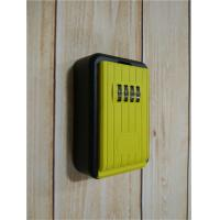 Buy cheap Combination Storage Wall Digital Lockbox For Keys Reinforced Metal Body from wholesalers