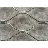 Buy cheap Animal Protection StainlessSteelAviaryMesh Fencing Rust Resistance from wholesalers
