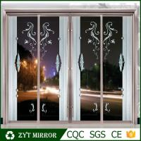 Buy cheap Decorative glass Aluminum partition wall sliding door for sales from wholesalers