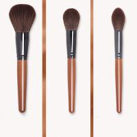 Buy cheap Compact Travel Makeup Brushes , Full Face Makeup Brush Set Free Samples from wholesalers