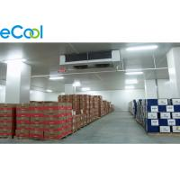 Buy cheap Insulated Panel  Assembling Refrigerated Warehouse / Air Cooled Cold Room Storage from wholesalers