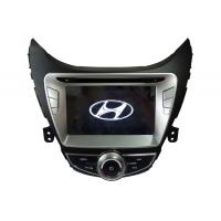 Buy cheap High Resolution 800 * 480 8 Digital Led Monitor Player / Hyundai Dvd Gps With Mmc / Fm / Tv Cr-8922 from wholesalers