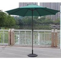 Buy cheap Non - tilted Outdoor Patio Umbrellas With Straight Stand / Heat Transfer Printing OEM product