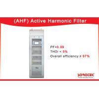 Buy cheap 400V/50A  Active Harmonic Filter APF PF 0.99 with RS485 Network Communications Ports from wholesalers