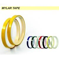 Buy cheap Polyester tape ( Mylar tape) with polyester film for electronic components from wholesalers