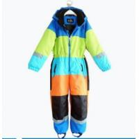 Buy cheap Cheap winter professional ski suit one piece snowboard suit from wholesalers