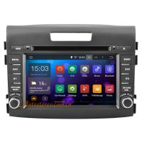 Buy cheap GPS Navigation car video player Sat Nav for Honda CRV Andriod 4.4 from wholesalers