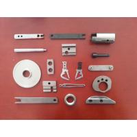 Buy cheap Sulzer Spare Part Textile Machinery Spare Parts With Zinc Plating , Anodization from wholesalers