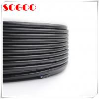 Buy cheap DC RRU Outdoor Electrical Cable Precision Black Color For ZTE Remote Radio Unit product