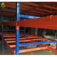 Buy cheap Custom Size Pallet Storage Racks , 5 Hooks Industrial Pallet Racks Easy Assembly from wholesalers