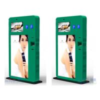 Buy cheap Banking Pinpad Self Service Payment Kiosk / PC Kiosk Stand With LCD , TFT Display from wholesalers