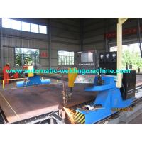 Buy cheap H Beam CNC Plasma Cutting Machine with Hypertherm Source and Plasma/ Flame Torch from wholesalers