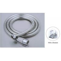 Buy cheap 120CM Chrome Plated Shower Hose , Double Lock Shower Hose ACS Certification from wholesalers