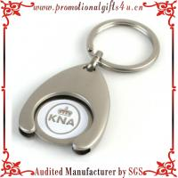 Buy cheap Shopping Trolley Tokens and Coins from wholesalers