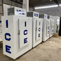 Buy cheap Outdoor Ice Storage Bin , Bagged Ice Refrigerator Storage Containers from wholesalers