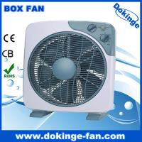 Buy cheap ABS body material 14electric box fan with 6 PP blade (KYT35-02) from wholesalers