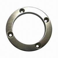 Buy cheap Ring Shaped Magnet with Four Holes, Suitable for Loudspeakers, MRI and Medical Apparatus from wholesalers