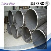 Buy cheap Tobee®  ASTM A105 14inch black carbon steel welded pipe from wholesalers
