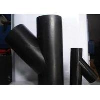 Buy cheap ASTM A234 WPB lateral tee from wholesalers