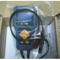 Buy cheap 12V Car Battery Tester Battery Analyzer SC-100 Cold Starting Current Tester from wholesalers