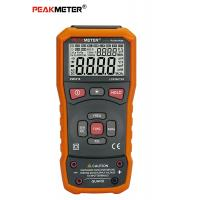 Buy cheap Ac Dc 10 - 50 Amp Auto Range Digital Multimeter High Reliability And Safety from wholesalers